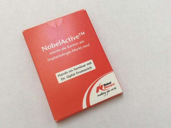 <span>Nobel Biocare mischt die Karten neu</span><i>→</i>